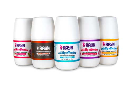 Rayndeodorants Group Products